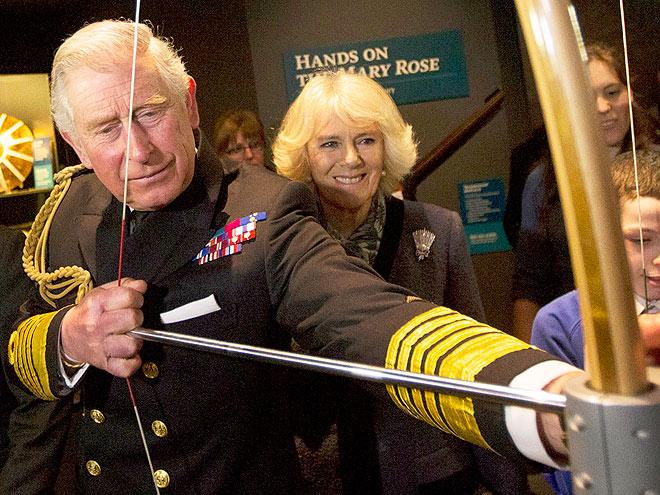 'BOW' DOWN photo | Camilla Parker Bowles, Prince Charles