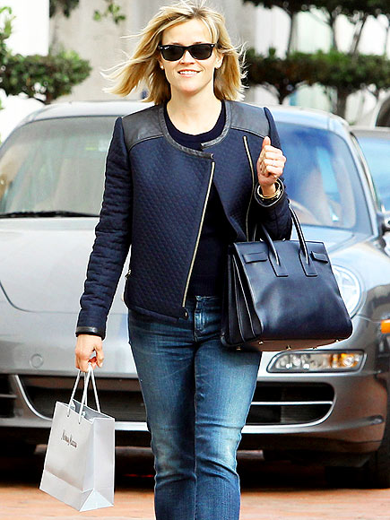 SHOP 'TIL YOU DROP photo | Reese Witherspoon