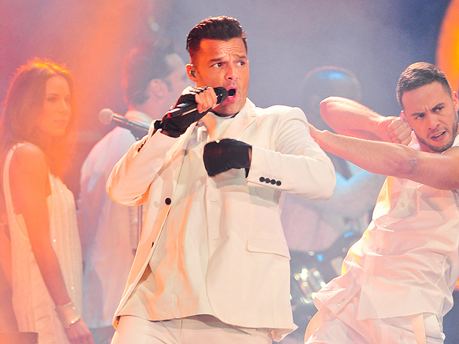 MUSIC MAN photo | Ricky Martin