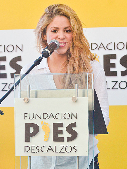 VOICE OF REASON photo | Shakira