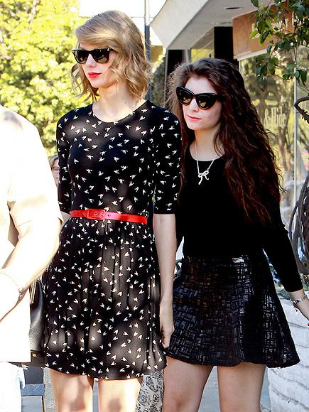 GIRL POWER photo | Lorde, Taylor Swift