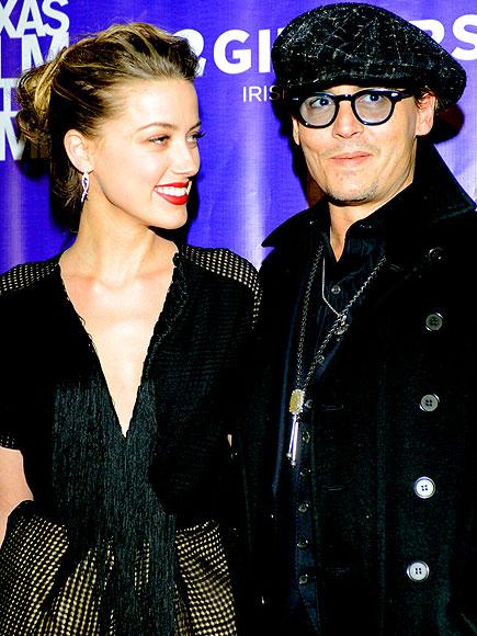 SO IN LOVE photo | Amber Heard, Johnny Depp