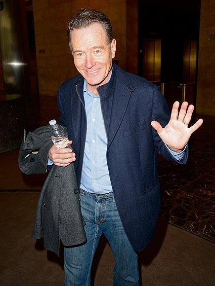 QUICK FLASH photo | Bryan Cranston