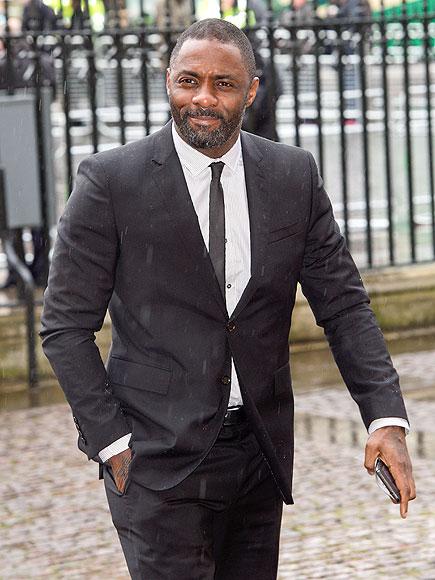 SERVICE CALL photo | Idris Elba