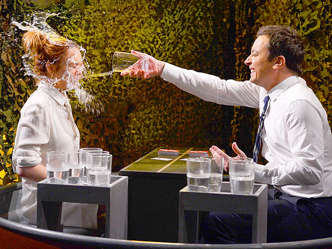 WET & WILD photo | Jimmy Fallon, Lindsay Lohan