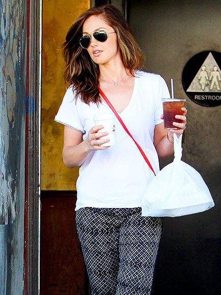 STREET EATS photo | Minka Kelly