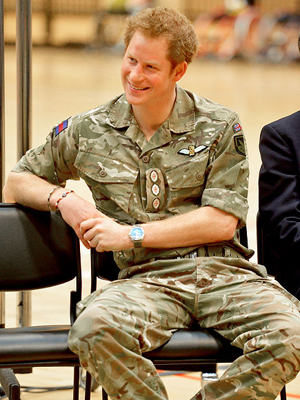 LET THE GAMES BEGIN photo | Prince Harry