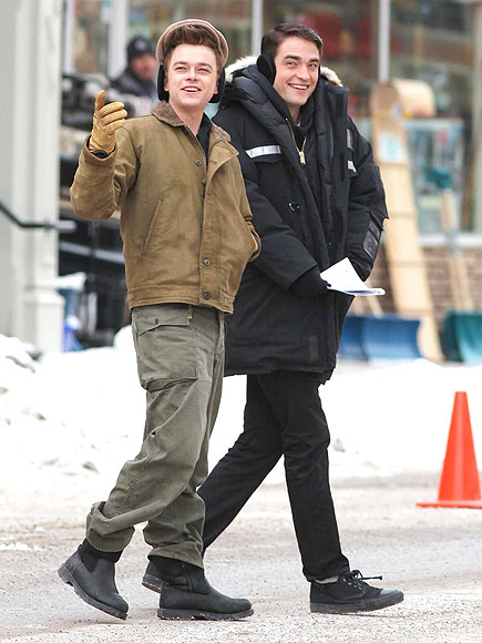 SNOW SHOOT photo | Robert Pattinson