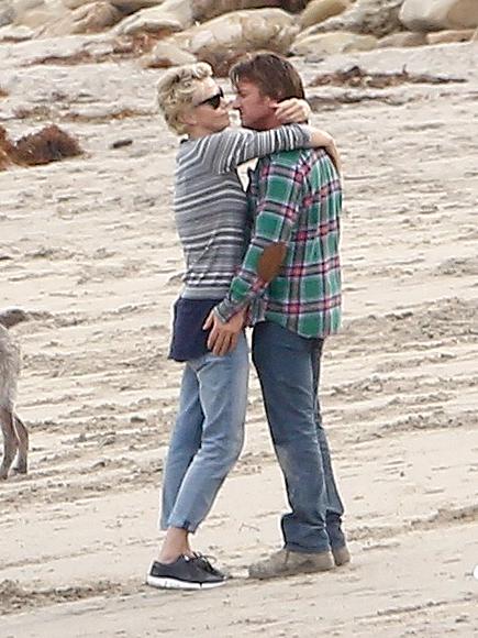 SO TOUCHING photo | Charlize Theron, Sean Penn