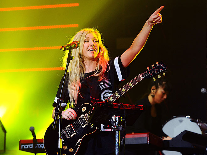 MUSIC MAKER photo | Ellie Goulding