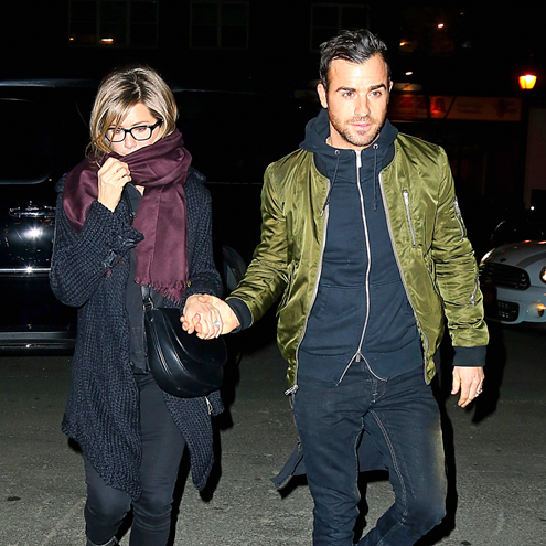 TO HAVE & TO HOLD photo | Jennifer Aniston, Justin Theroux
