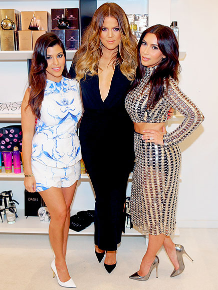 THREE FOR THE ROAD photo | Khloe Kardashian, Kim Kardashian, Kourtney Kardashian