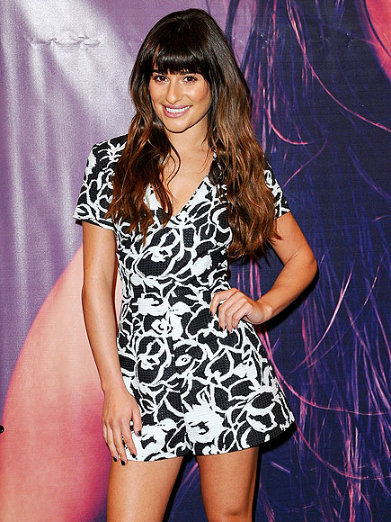 ON KEY photo | Lea Michele