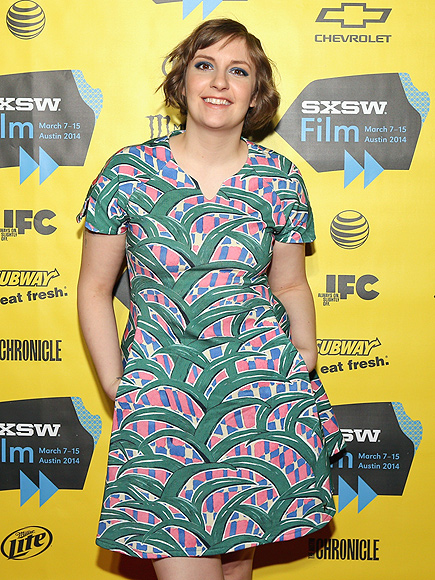 GIRL TALK photo | Lena Dunham