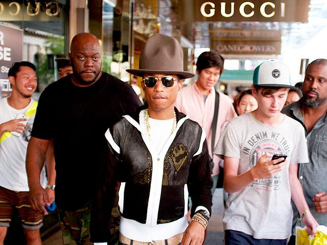HAT'S ALL photo   Pharrell Williams