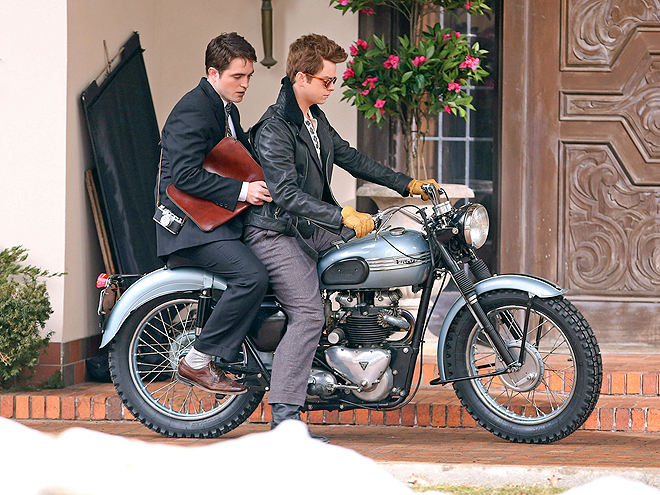 ROUGH RIDERS photo | Robert Pattinson