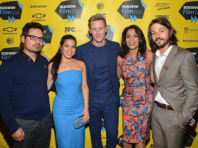 FAB FIVE photo | Gabriel Mann, Michael Pena, Rosario Dawson