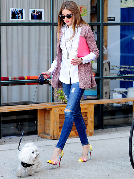 TWO OF A KIND photo | Olivia Palermo