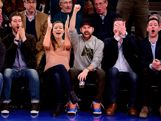 CHEER SQUAD photo | Ed Burns, Jason Sudeikis, Matthew Morrison, Olivia Wilde