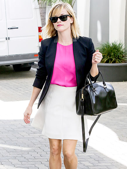 POWER WALK photo | Reese Witherspoon