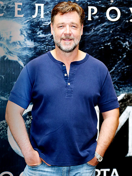 CALL TIME photo | Russell Crowe