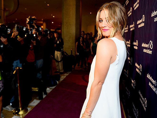 IN FOCUS photo   Kaley Cuoco-Sweeting