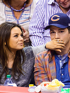 Ashton Kutcher Mila Kunis Pregnant Expecting First Child
