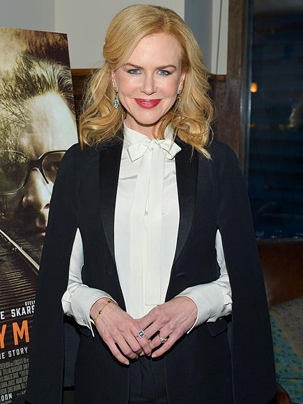 TRAIN OF THOUGHT photo | Nicole Kidman