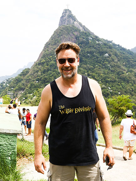 SCENIC ROUTE photo | Russell Crowe