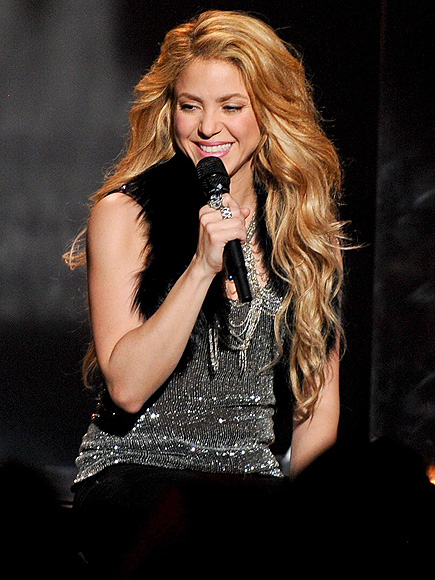SOUND CHECK photo | Shakira
