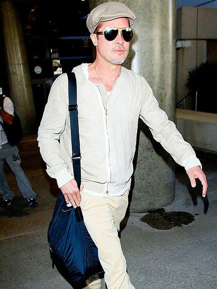 FEELING LIGHT photo | Brad Pitt