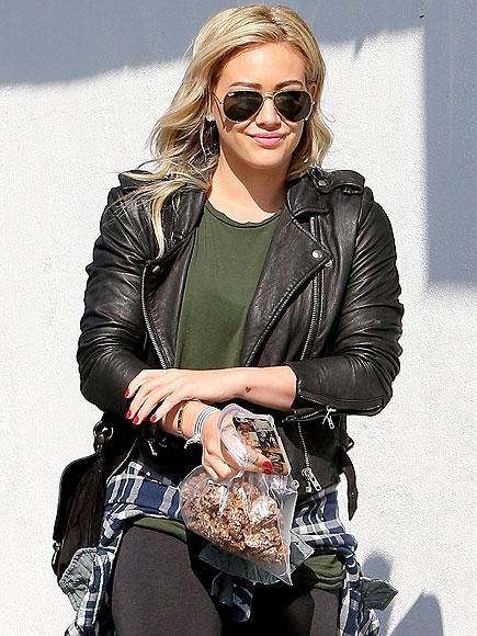 GOING MOTO photo | Hilary Duff