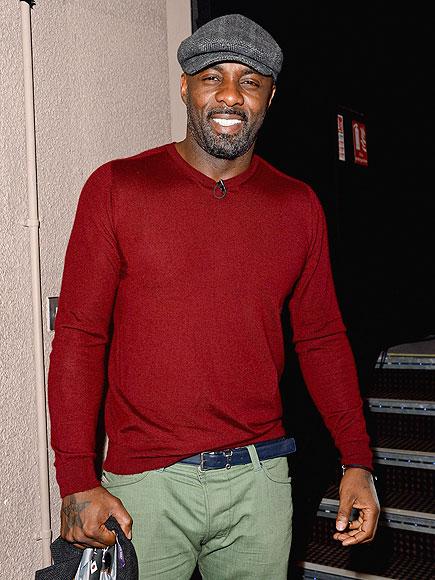 RED-Y TO GO photo | Idris Elba