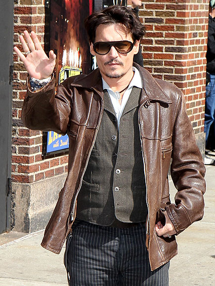 JOHNNY DEPP: KNOW WHO YOU ARE photo | Johnny Depp
