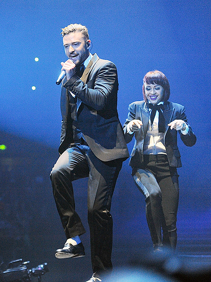 STEPPING UP photo | Justin Timberlake