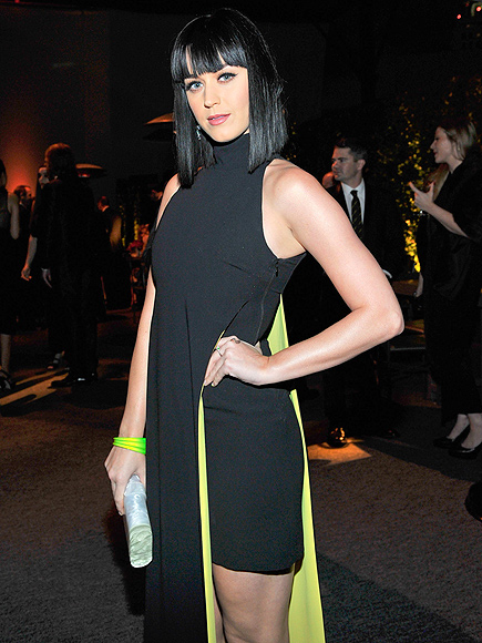 BACK IN BLACK photo | Katy Perry