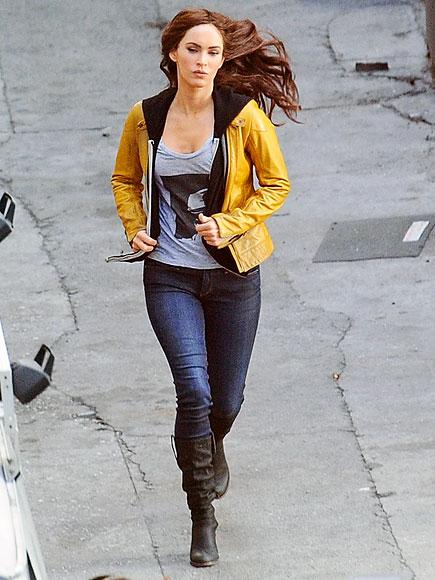 ON THE RUN photo | Megan Fox