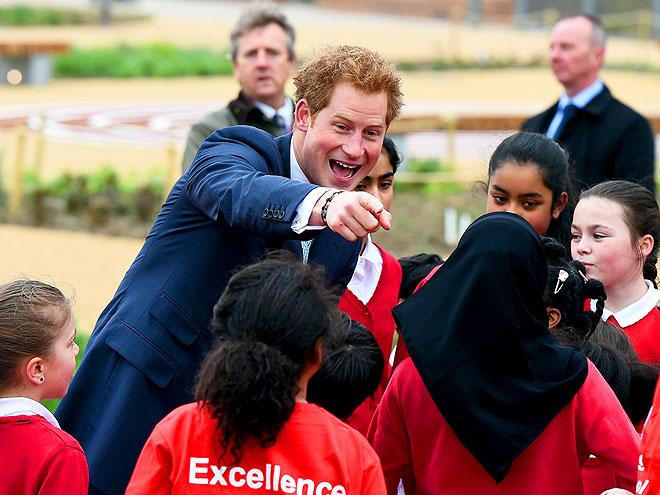 HEY, YOU! photo | Prince Harry