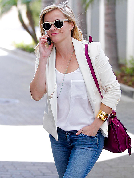 SHADY LADY photo | Reese Witherspoon