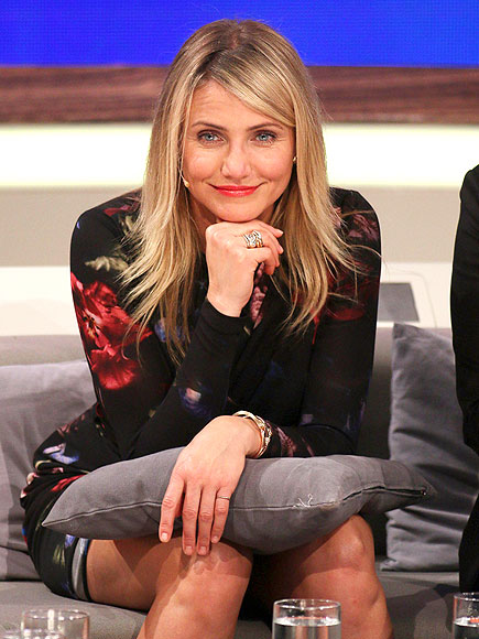 PILLOW TALK photo | Cameron Diaz