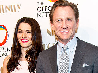 Rachel Weisz: 'It's Lovely' Giving Back with Husband Daniel Craig | Daniel Craig, Rachel Weisz