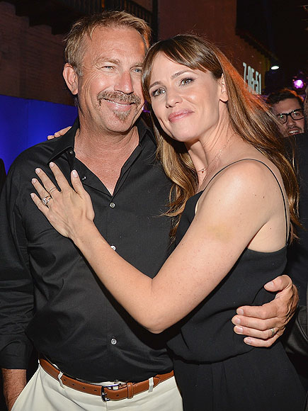 ALL IN A DAY'S WORK photo | Jennifer Garner, Kevin Costner