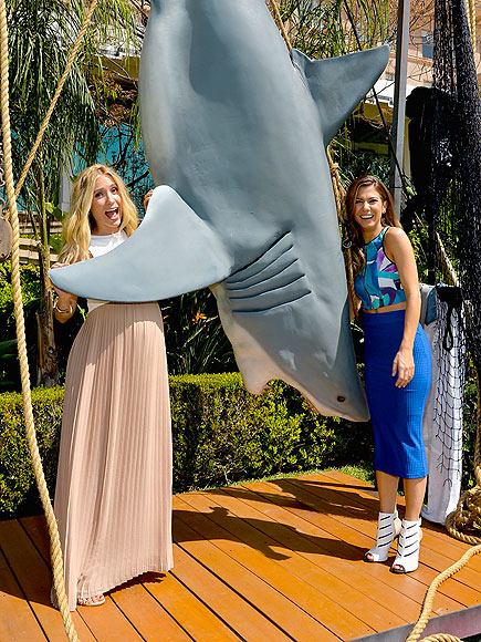 SHARK TALE photo | Kristin Cavallari