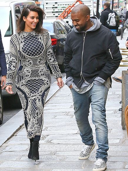 PARIS photo | Kim Kardashian