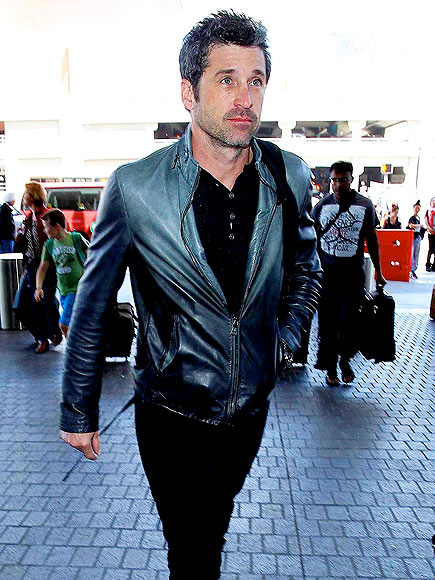 MAKING MOVES photo | Patrick Dempsey