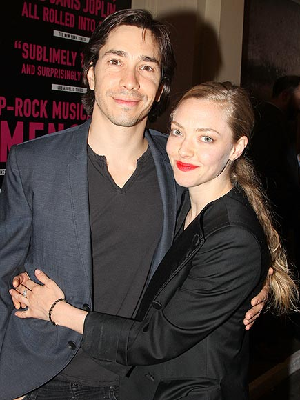 CULTURED CUTENESS photo | Amanda Seyfried, Justin Long