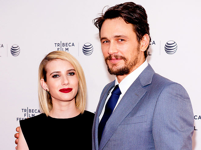 SOMETHING SERIOUS photo | Emma Roberts, James Franco
