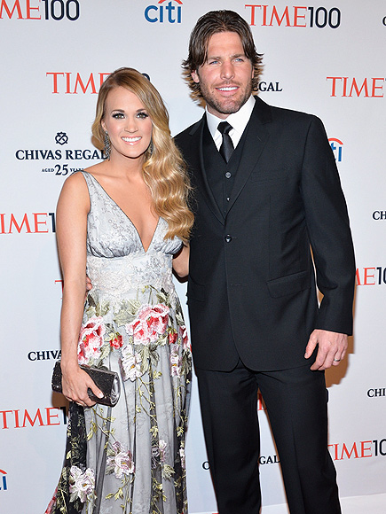 Carrie Underwood and Mike Fisher: 5 Happy Years in Photos| Couples, Carrie Underwood, Mike Fisher