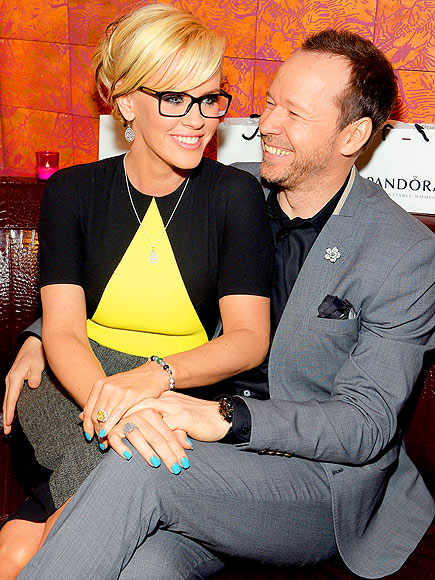 SO IN LOVE photo | Donnie Wahlberg, Jenny McCarthy