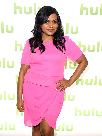 COLOR HER CUTE photo | Mindy Kaling